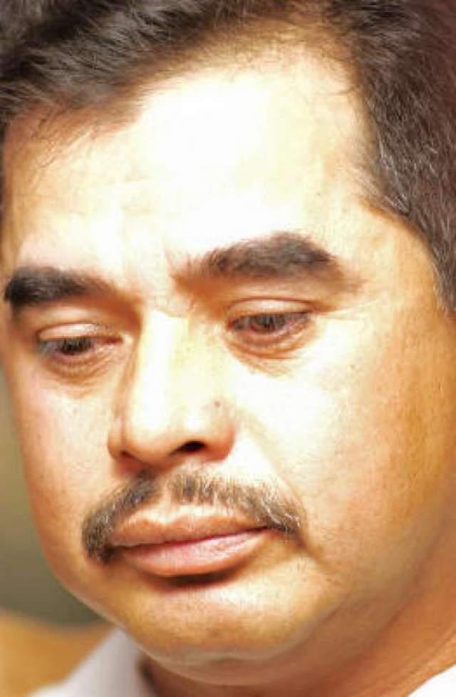 Позже Хуан Морено (на фото) утверждал, что на него оказывала давление полиция. Товарищ Рубена признал причастность к ограблению и убийству, но заявлял, что его сообщником был совсем другой человек.