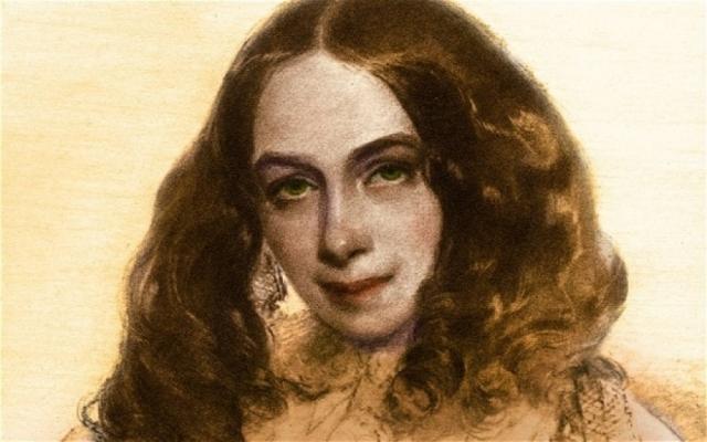 """В 1845-м году ее ежедневная доза лауданома составляла 40 капель - это просто """"лошадиная"""" доза."""