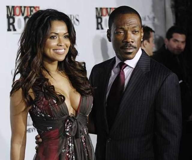 Уже 16 января Эдди и Трейси подали документы на развод, продержавшись не больше двух недель.