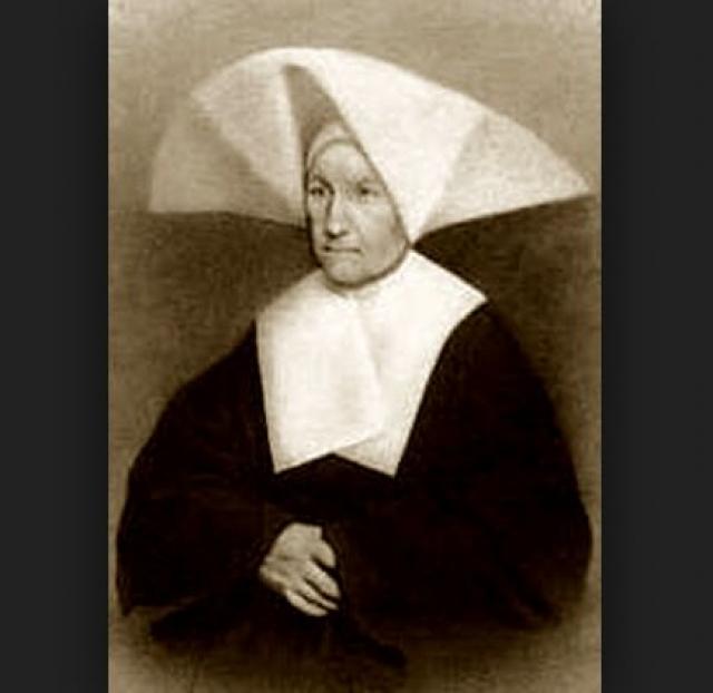 До старости Екатерина проработала настоятельнице монастыря, а в1874 году ее отстранили от работы из-за болезней и старости. Умерла монахиня 31 декабря 1876 года.