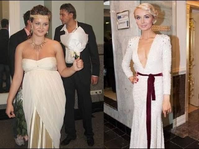Также Гагарина во время активного похудения как раз училась в Школе-студии МХАТ, где занималась фехтованием, танцами и сценическим движением, так что без спорта не обошлось.