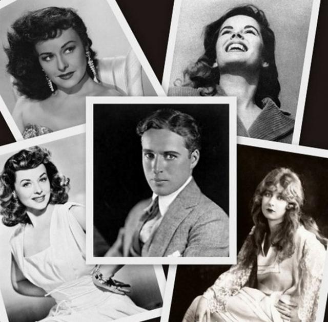 Всего Чаплин был женат четыре раза, у него было 11 детей.