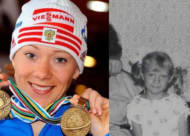 Ольга Зайцева увлеклась лыжами с 1987 года, учась в общеобразовательной школе, а когда в школьной команде не хватало биатлонисток для соревнований, тренер школьной биатлонной команды предложил ей попробовать свои силы в этом виде спорта.