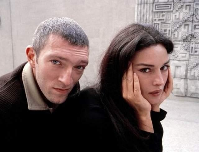 Моника Беллуччи и Венсан Кассель, 1999-2013.