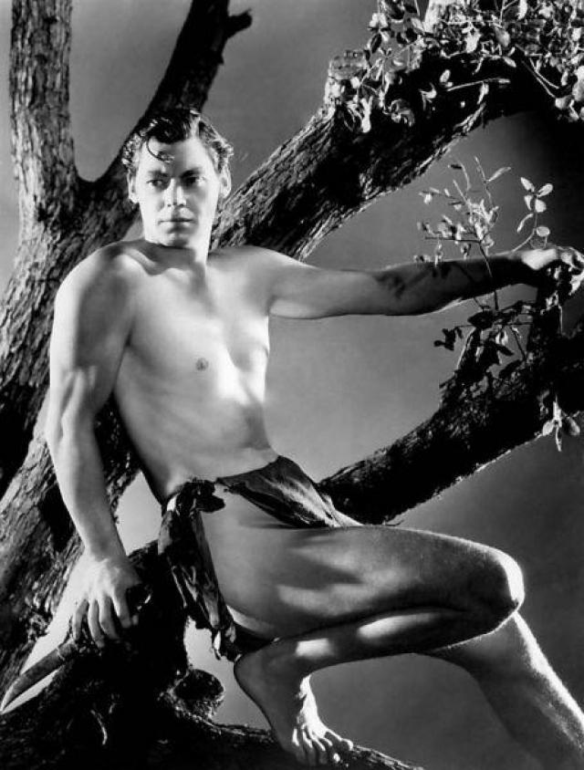 Джонни Вайсмюллер. Американский актер, рожденный в Румынии - настоящий уникум, добившийся колоссальных успехов. В девять лет мальчик переболел полиомиелитом, из-за чего врачи посоветовали ему заняться плаванием.