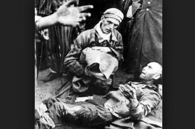 """""""...За малейшее какое-то нарушение людей собирали и заставляли лизать этот камень. Вот их 50 человек, каждый лезет и облизывает, шлихует этот камень. А зимою, когда мороз и когда люди притолкаются к этому камню, то шкура остается на этом камне и получается кровь. Поэтому в лагере его так и называли - кровяной пятачок,"""" - рассказывал Иван Чуприн"""