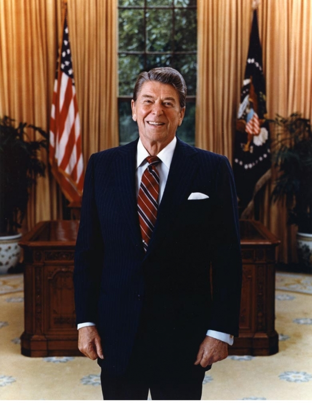 11 августа 1984 президент Америки Рональд Рейган произнес одну из своих самых скандальных фраз. Случай произошел во время радиообращения к нации.