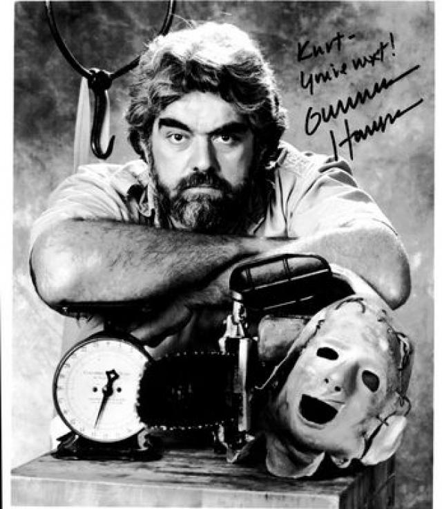 Первым, кто сыграл злодея, стал Гуннар Хэнсон.