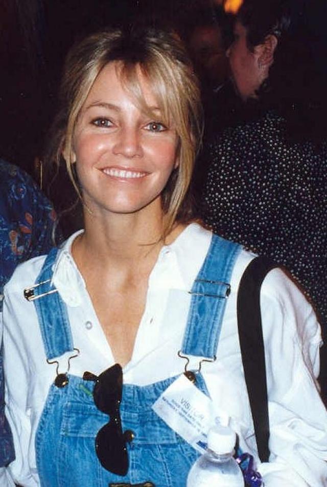 Хизер Локлир. Сериальная актриса была мега популярной в 90-х, но позже ее карьера буквально сошла на нет.
