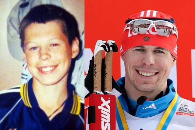 Сергей Устюгов заниматься лыжными гонками начал в девять лет.
