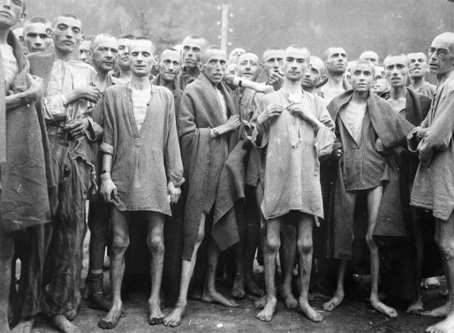 """Любопытно, что фюрер никогда не посещал концентрационные лагеря, хотя его подчиненные часто снабжали его """"фильмами"""", снятыми там."""