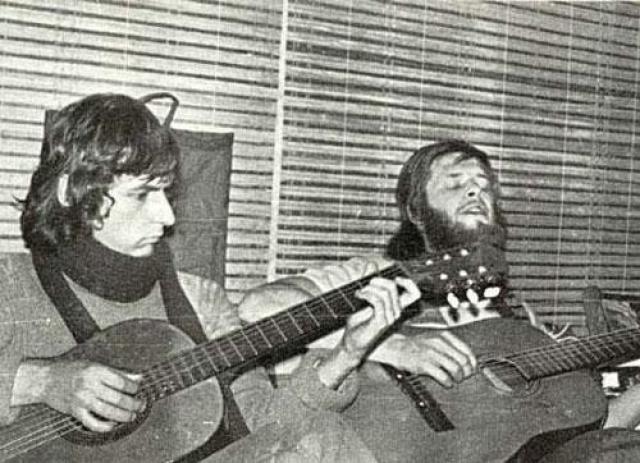 БГ и Майк, 1978.