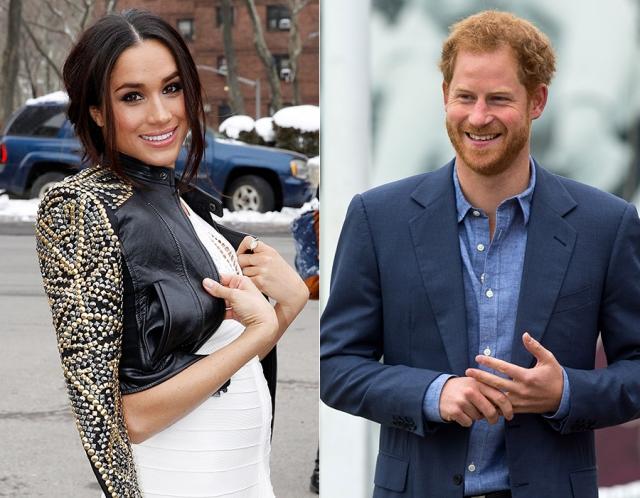 """Принц Гарри и Меган Маркл. Роман принца Гарри и актрисы сериала """"Форс-мажоры"""" уже много месяцев обсуждают все международные СМИ."""