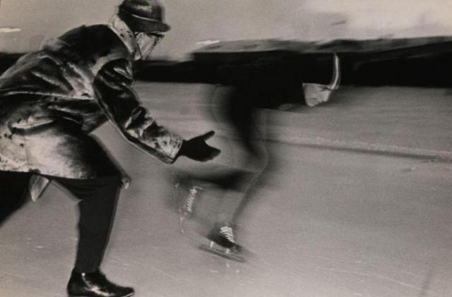 17. Скорость. Работа Иси Трапидо. На аукционе снимок эстонского фотографа продан за 2250 фунтов стерлингов.