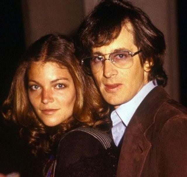 Стивен и Эми Ирвин Спилберг. Знаменитый режиссер приметил свою будущую жену Ирвин в 1977 году, когда та пришла пробоваться на роль и сразу сделал предложение.
