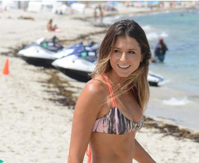 76. Анастасия Эшли - еще одна звезда серфинга, не удивительно, ведь среди голосовавших было много австралийцев.