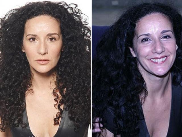 Валерия Лорка. Также работала на телевидении и принимала участие в нескольких сериалах.