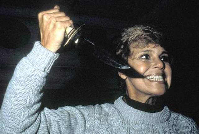 """Бетси Палмер Палмер сыграла мать Джейсона Вурхиза, главного злодея серии фильмов """"Пятница, 13-е"""". Небольшая роль принесла актрисе огромную известность и сделала ее легендарной."""