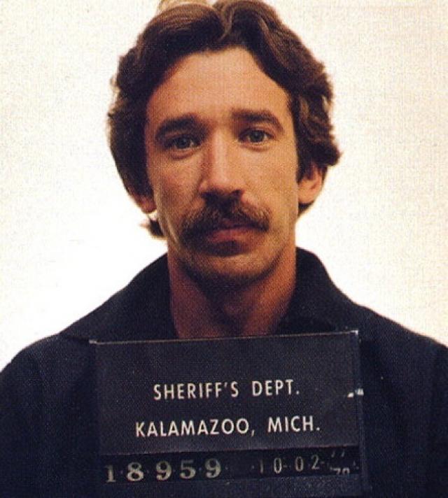 """Тим Аллен. Актер, известный по фильму """"Санта-Клаус"""" в 1970-х годах сидел в тюрьме за хранение и распространение наркотиков."""