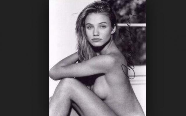 """За плечами юной модели были и """"обнаженные"""" снимки."""