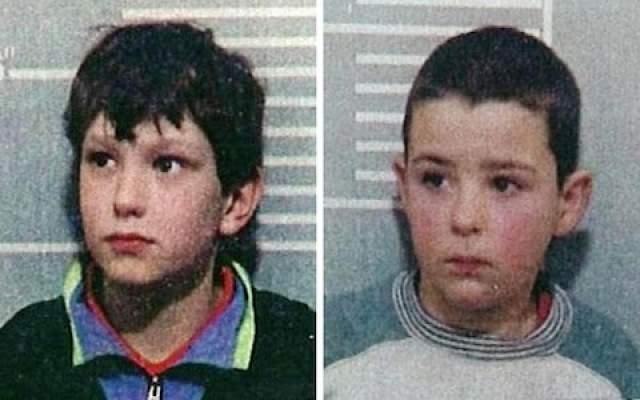 Джон Венейблс и Роберт Томпсон. Десятилетние убийцы шокировали всю Британию в 1993 году. Мать двухлетнего Джеймса Балджера оставила своего сына у дверей мясного магазина, не подозревая, что видит малыша в последний раз.