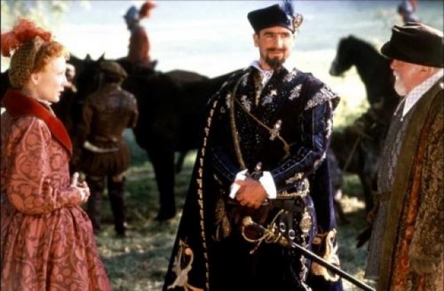 """Эрик Кантона. Картина """"Елизавета"""" с участием француза получила несколько наград Британской академии кино и телевизионных искусств."""