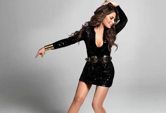 Пола Абдул. 55 лет. Танцовщица, которая сумела проявить свои таланты и в пении. Абдул прошла путь от чирлидера Лос-Анджелес Лейкерс до хореографа кумиров MTV. Лишь в конце 1980-х она занялась сольной карьерой и преуспела в этом.