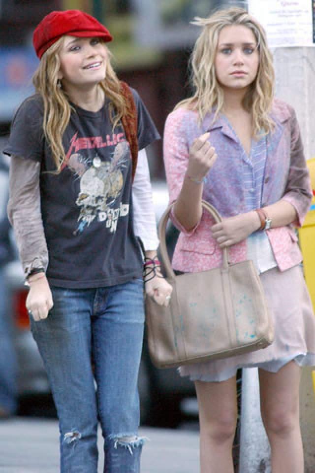 Мэри-Кейт и Эшли Олсен. Были актрисами - стали дизайнерами.
