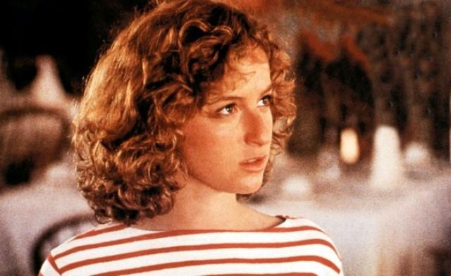 """Дженнифер Грей. Главная героиня """"Грязных танцев"""" Фрэнсис Хаусман по прозвищу """"Бэйби"""" была 17-летней наивной девушкой, тогда как актрисе ее сыгравшей было 27 лет."""