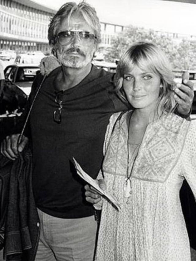 Бо Дерек. Бо было всего-навсего 16 лет, когда она познакомилась с голливудским актером Джоном Дереком, который был на 30 лет старше ее.
