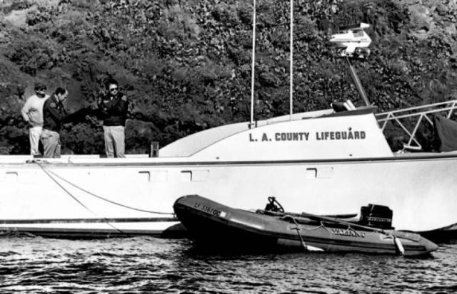 В ночь с 29 на 30 ноября 1981 года ее тело обнаружили местные рыбаки. Вуд была одета в короткую ночную сорочку, красную куртку и носки. Ей было 43 года.