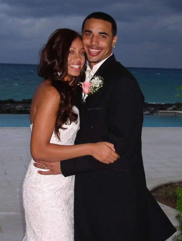 Соланж Ноулз, 32 года. В первый раз вышла замуж в 17 лет.