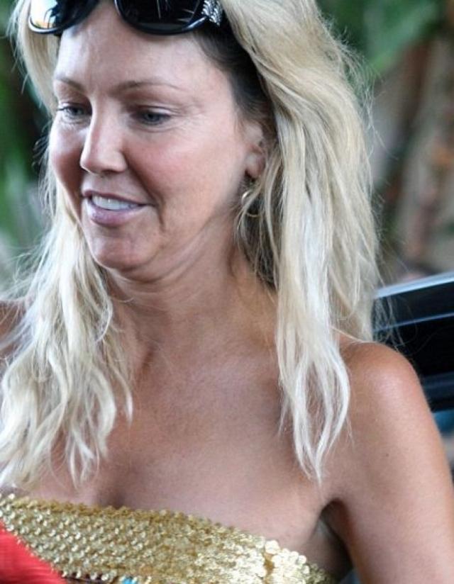 Неудивительно, что такие перипетии не могли не сказаться на внешности 56-летней актрисы…