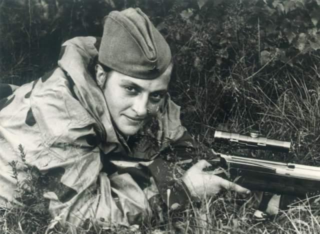 Всего на её счету 309 убитых немецких солдат и офицеров противника, в том числе 36 вражеских снайперов.