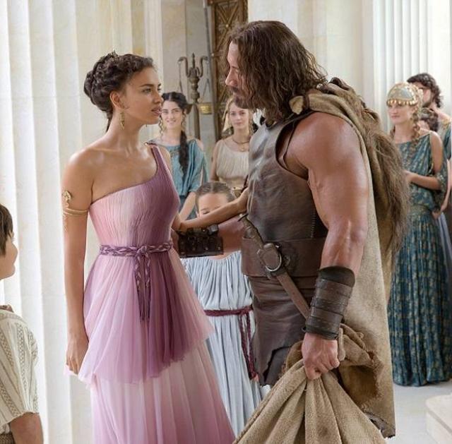 """В блокбастере """"Геракл"""" она сыграла роль первой жены главного героя - Мегару."""