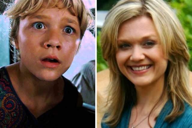 """Первую роль Ричардс получила в сериале """"Золотые девочки"""" в 1978 году, когда ей было 8 лет."""