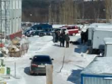В Уфе на стройке обнаружили пять трупов