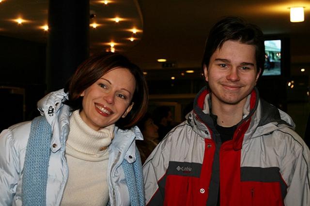 Ирина Безрукова и Игорь Ливанов. 14 марта 2015 года 25-летний Андрей Ливанов, сын артистов.