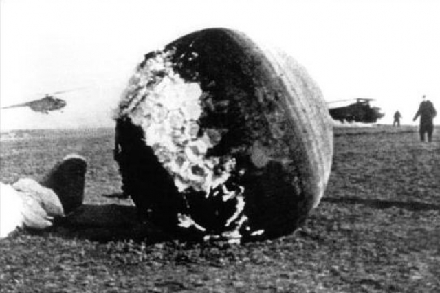 Советские власти уверяли, будто Гагарин приземлился в заданном районе. На самом же деле ученые несколько раз проводили перерасчет и ни один из результатов не оказался верным.