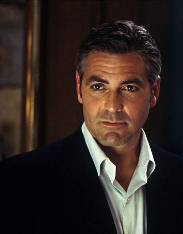 Джордж Клуни. Такое ощущение, что актер с возрастом становится все привлекательнее.