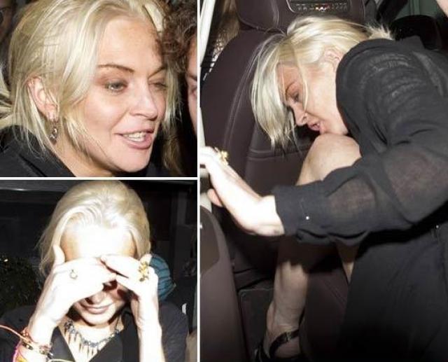 """Из-за агрессивности и постоянного нарушения графиков с актрисой перестали иметь дело уважаемые режиссеры. В 2013 году она сыграла камео в пятой части комедии """"Очень страшное кино"""" всего за 200 тысяч долларов."""