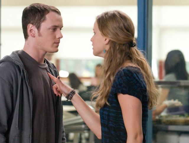 """В 2011 году Ельчин снялся в драме Джоди Фостер """"Бобер"""" вместе с ней, Мелом Гибсоном и Дженнифер Лоуренс."""