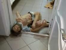 Фото истощенного старика, лежащего на полу в больнице, вызвало скандал