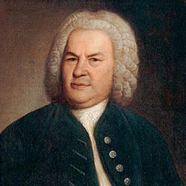 Иоганн Себастьян Бах. Великий композитор женился на своей троюродной сестре Марии Барбаре Бах 17 октября 1707. Нам практически ничего неизвестно о совместной жизни пары, лишь то, что у них родились семеро детей, четверо из которых дожили до зрелого возраста, а двое стали композиторами, как их отец.