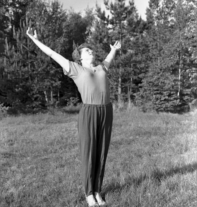 Любопытно, что физическое состояние Терешковой было едва ли не самым худшим в группе, но, несмотря на это именно она стала первой женщиной-космонавтом.