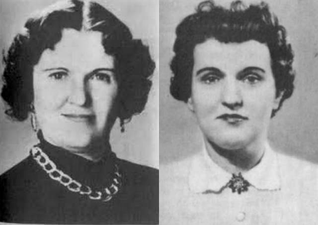 Коэн Леонтина Тереза (Крогер Хелен) . 1913-1993. Была членом компартии США и профсоюзной активисткой. В Нью-Йорке на антифашистском митинге в 1939 г. познакомилась с Моррисом Коэном, который стал впоследствии ее мужем.Коэн сотрудничал с советской внешней разведкой.