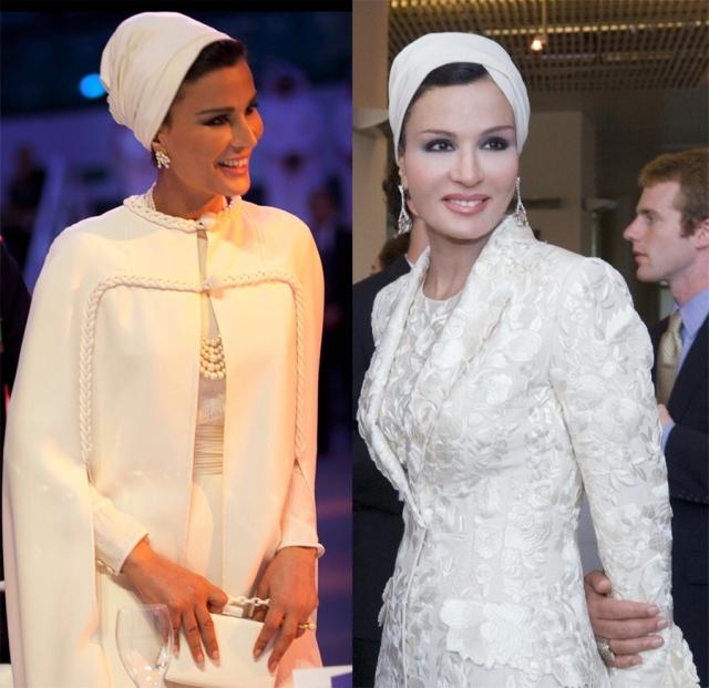 Шейха Моза бинт Насер аль-Миснед. Шейха – вторая из трех жен 3-го эмира Катара шейха Хамада бен Калифа-аль-Тани.