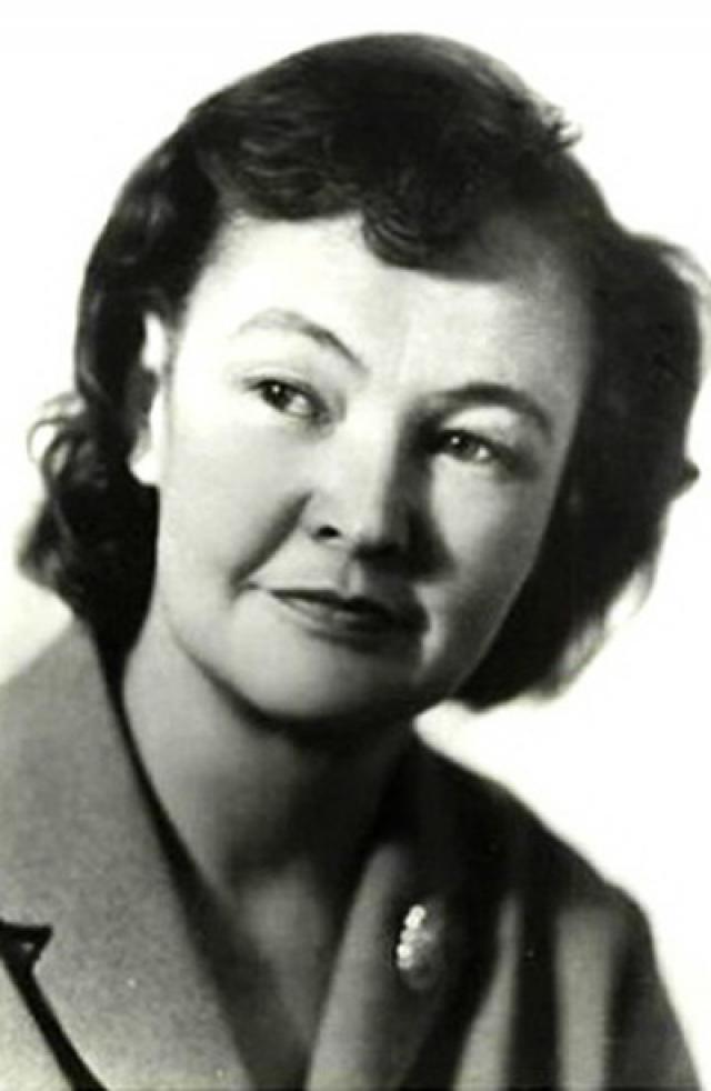 Алтайская Вера Владимировна (1919-1978).