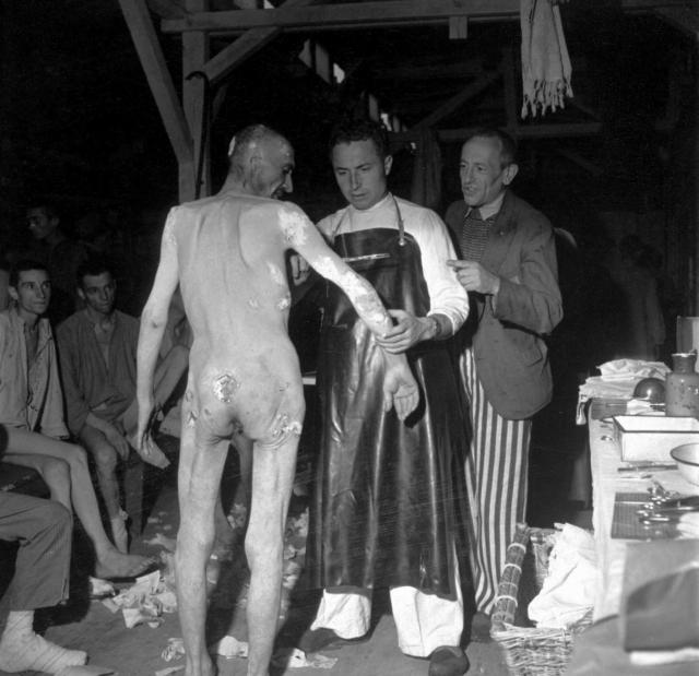 Заключенные-подпольщики нередко прятали от немцев своих товарищей, которым грозила казнь, объявляя об их смерти и скрывая от глаз администрации или даже присваивая им номера умерших заключенных.