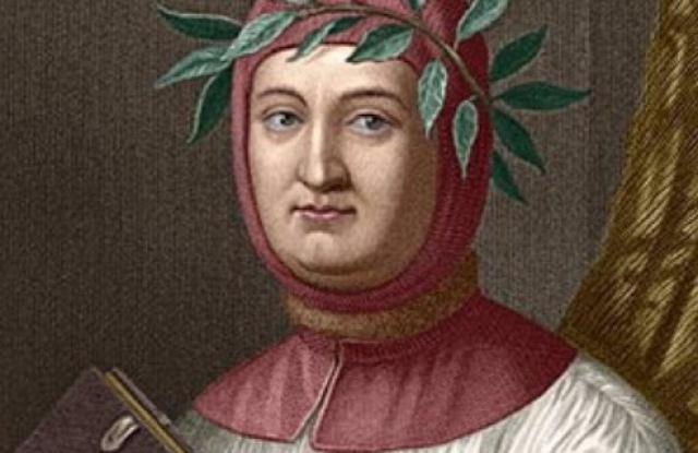 Петрарка. Священник, религиозный активист и писатель, запомнился потомкам исключительно в качестве поэта, а его стихи легли в основу современного итальянского языка.
